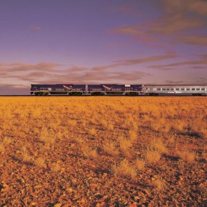 Indian Pacific - Rail