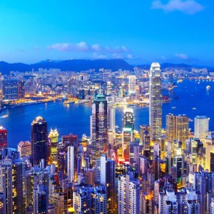 Hong Kong with Qantas
