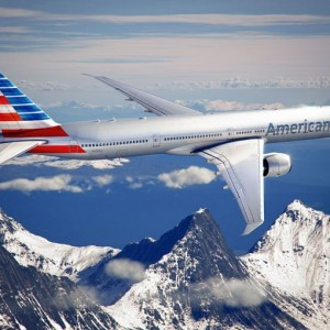 London with American Airlines