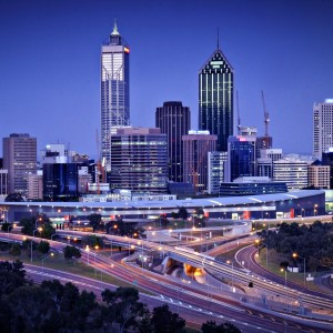 Perth with Air New Zealand