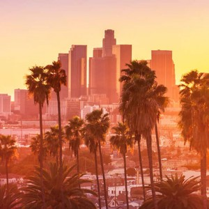 Los Angeles with Air New Zealand