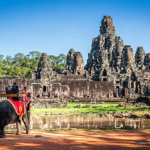Siem Reap with Air Asia X