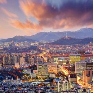 Seoul with China Southern Airlines