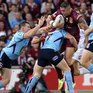 State Of Origin – Game 1