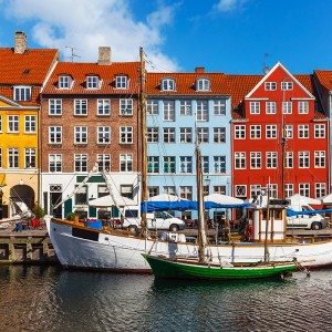 Copenhagen with Emirates