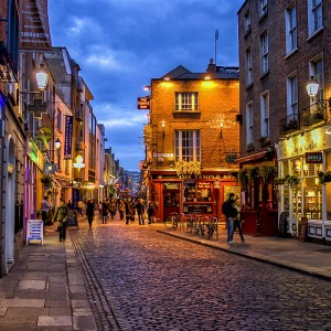 Dublin with Emirates