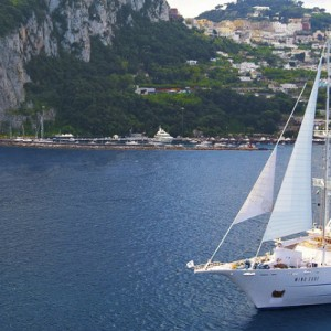 Enchantment of Western Med Yacht Cruise
