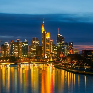 Frankfurt with Cathay Pacific - Business