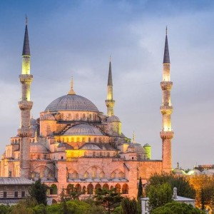 Istanbul with Cathay Pacific