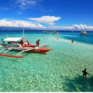 Cebu with Cathay Pacific