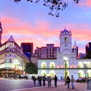 Buenos Aires with Air New Zealand