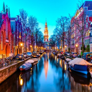Amsterdam with China Southern Airlines