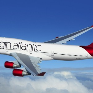 Manchester with Virgin Atlantic