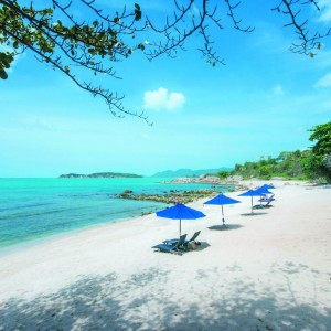 Koh Samui with Singapore Airlines