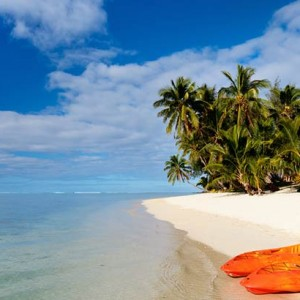 Rarotonga with Virgin Australia