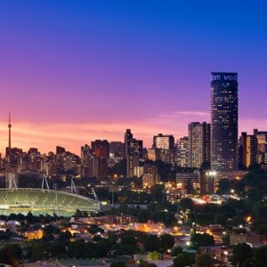 Johannesburg with Cathay Pacific