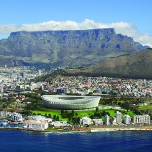Cape Town with Qatar Airways