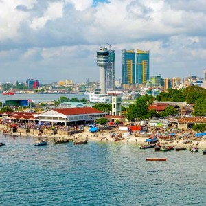 Dar es Salaam with Qatar Airways