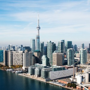 Toronto with Fiji Airways