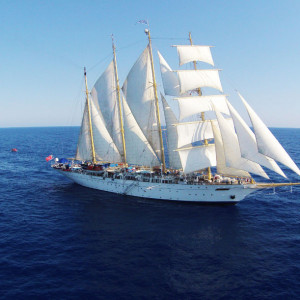 Star Clippers Sailing: Northern Cyclades
