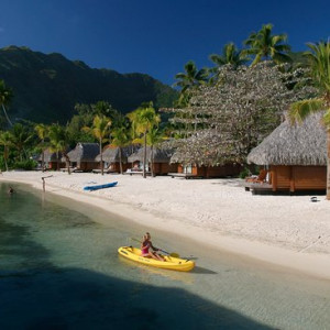 The Manava Beach Resort & Spa