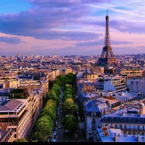 Fly to Paris with Thai Airways