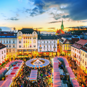 Christmas on the Danube River Cruise from Passau Return