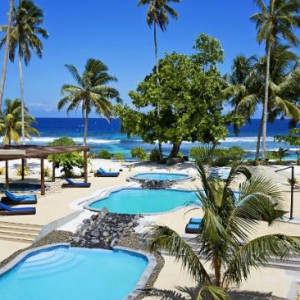 Tanoa, Savai'i & Return to Paradise Resorts