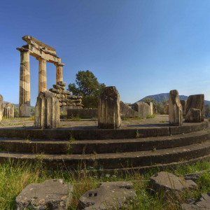 Greek Island Cruising (Antiquity to Byzantium)