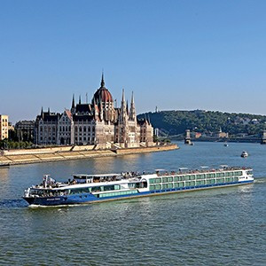 The Blue Danube Discovery - Author Themed Cruise