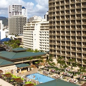 Embassy Suites by Hilton Waikiki Beach